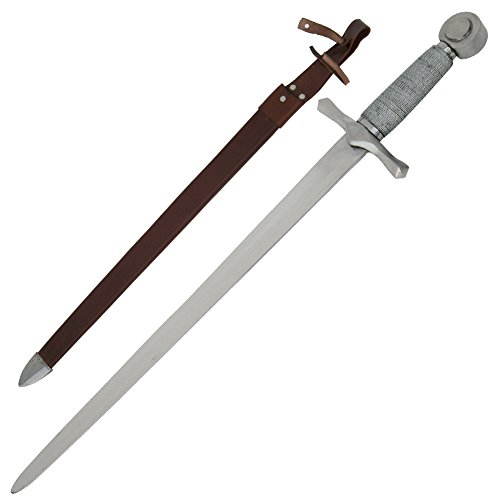 Dagger Carbon Sword - Medieval Fencing Carbon Steel Knightly Dagger