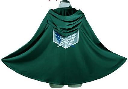 Attack on Titan Shingeki no Kyojin Erwin Smith Recon Corps Cosplay Costume