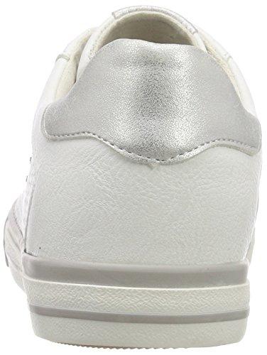 Bianche 1 Donna wei Da 309 Mustang Basse Sneakers 1 1146 tqFwf0zOxS