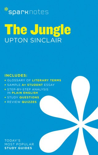the-jungle-sparknotes-literature-guide-sparknotes-literature-guide-series