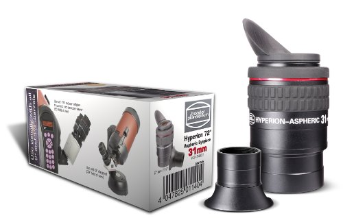 Baader Planetarium 31mm Hyperion Aspheric Eyepiece for 1.25'' and 2'' Focusers by Baader Planetarium