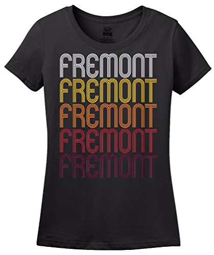 Fremont, CA | Retro, Vintage Style California Pride T-shirt