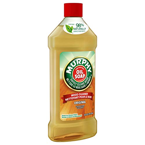 Murphy Oil Soap Wood Cleaner, 05251CT