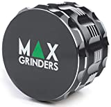 Herb Grinder - Max Premium Quality Herb Grinder with Strong Grip - Aircraft