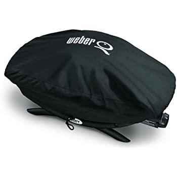 Weber 7111 Grill Cover for Q 200/2000 Series Gas Grills