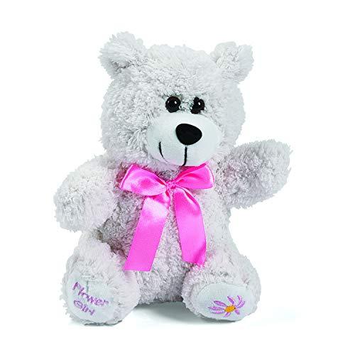 (Plush Flower Girl Gift Bear)
