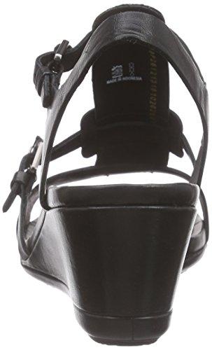 45 Ecco Sandales Plateforme Touch Ws Noir Schwarz Femme À black01001 5CCBPqxw