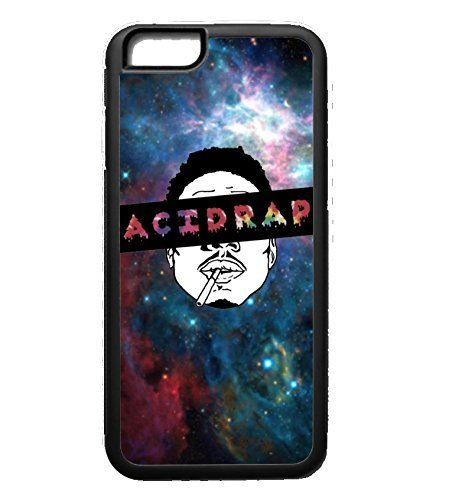 Chance the Rapper Galaxy Iphone 6 Rubber Case