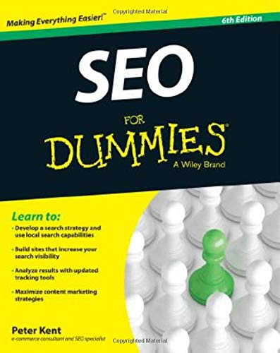 SEO For Dummies -