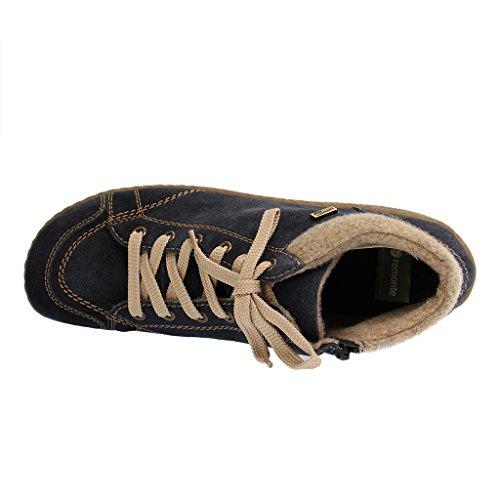 ... Remonte Damen Halbschuhe - Blau Schuhe in Übergrößen pilot wood   15 ... 4751e00b41