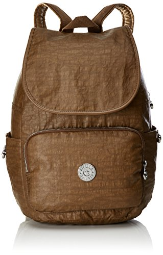 Kipling Cayenne Sac dos Brown à Twisted Marron rArvdqnx
