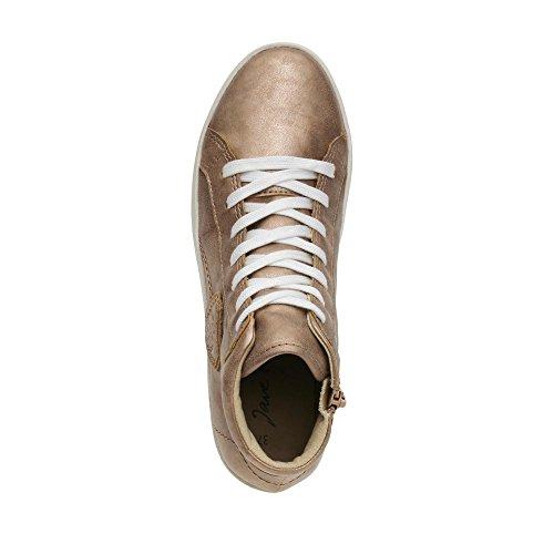 Jane Klain Sneaker, Groesse 36, Gold