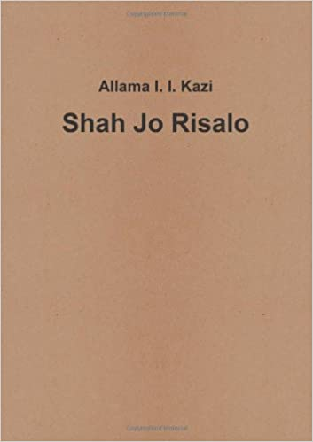 Shah Jo Risalo With Sindhi Translation Pdf