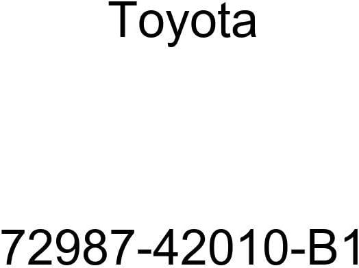 TOYOTA 72987-42010-B1 Seat Center Armrest Cover
