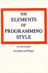 The Elements of Programming Style, 2nd Edition Paperback