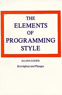 Software tools brian w kernighan p j plauger 9780201036695 the elements of programming style 2nd edition fandeluxe Image collections
