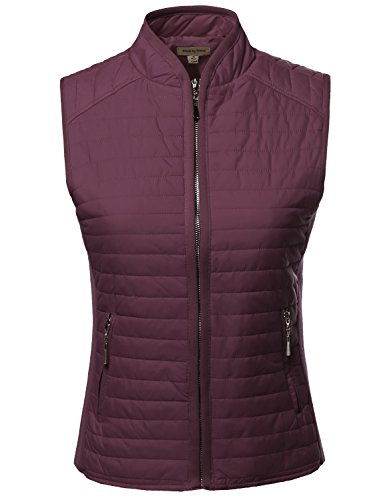 Quilted Winter Vest - 2