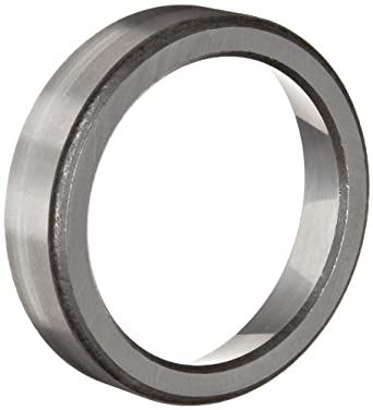 "Timken 07204 Tapered Roller Bearing, Single Cup, Standard Tolerance, Straight Outside Diameter, Steel, Inch, 2.0470"" Outside Diameter, 0.5000"" Width"