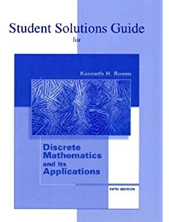 Discrete mathematics and its applications kenneth h rosen students solutions guide for use with discrete mathematics and its applications fandeluxe Choice Image