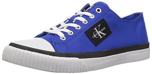 Calvin Klein Mens Iziceio Nylon Sneaker