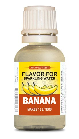 Banana Essence (Sparkling Water Essence Banana Flavor)