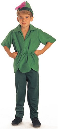 peter pan child costume medium by halloween fx