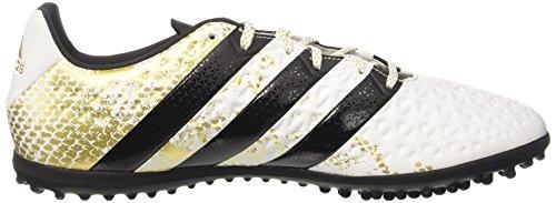 adidas Herren Ace 16.3 TF Fußballschuhe Blanco (Ftwbla / Negbas / Dormet)