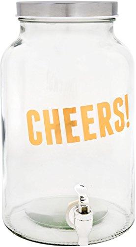 Palais Glassware High Quality 'Boisson' Beverage Dispenser -