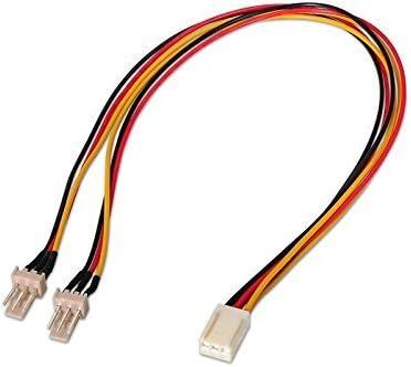 Cable Ventilador alimentacion 3PIN/H: Amazon.es: Electrónica