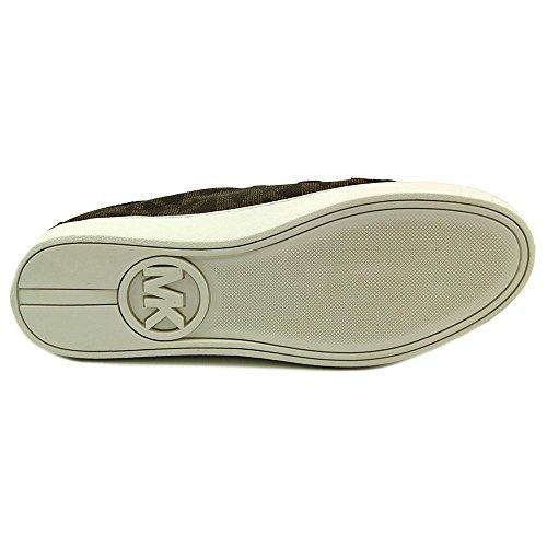 Michael Kors Craig Logo Sneakers Brown
