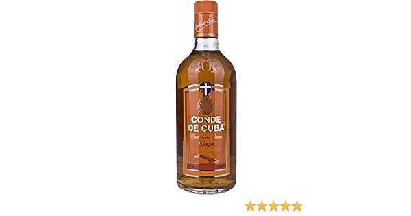 Conde de Cuba añejo Rum (1 x 0,7 l)