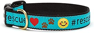 product image for Up Country #Rescue Dog Collar - Small (Narrow)
