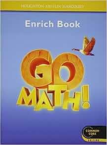 Go Math!: Student Enrichment Workbook Grade 4: HOUGHTON ...