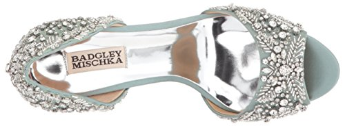 Badgley Mischka Womens Shaina Pump Blu Radiance