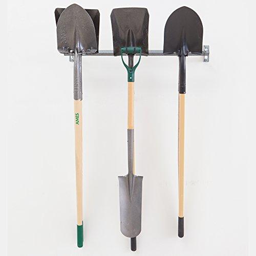 Monkey Bars Shovel Storage Rack by Monkey Bars