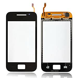 "JZK_Pantallas táctiles touch glass black front glass for Samsung Galaxy Ace S5830 3.5"" + screwdriver tools accessories"