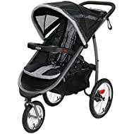 Graco FastAction Fold Jogger Stroller, Gotham