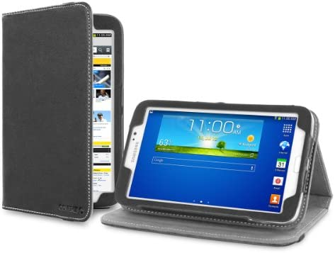 Cover-Up NN-3JRU-7VB9 - Funda Tipo Libro con función Atril para Tablet Samsung Galaxy Tab 3 de 7