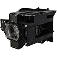 Philips UltraBright Christie 003-120708-01 Projector Replacement Lamp with Housing (Philips)