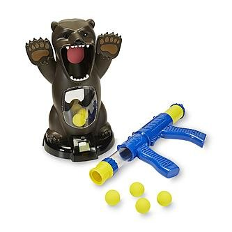 Sharper Image Hungry Bear Electronic Shooting Game