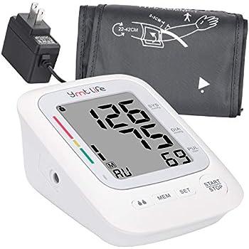 Amazon.com: Easy@Home - Monitor digital de presión arterial ...