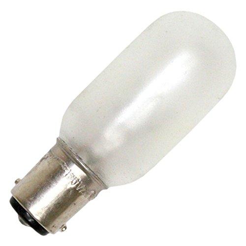 General 02589 - 25T8/DC/TF 130V Indicator Light Bulb