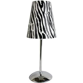 ZEBRA LAMP - Nightstand Lamps - Amazon.com