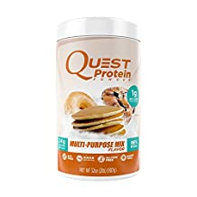 Quest Nutrition Protein Powder, Multi-Purpose, 24g Protein, Soy Free, 2lb Tub