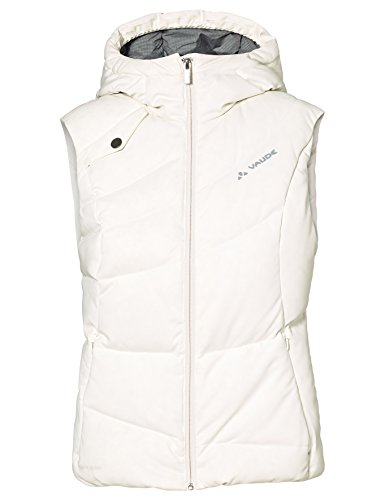 Jacket Sleeveless Vaude Off White Vesteral White Women's Vest R4xxwEqIO