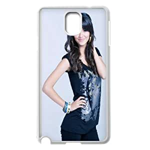 Celebrities Victoria Justice Samsung Galaxy Note 3 Cell Phone Case White DIY Present pjz003_6508642
