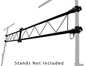 Pro Audio DJ Light Lighting Portable Truss 10 Foot I Beam Section - Add to Speaker stands or Extension  sc 1 st  Amazon.com & Amazon.com: Pro Audio DJ Light Lighting Portable Truss 10 Foot I ... azcodes.com
