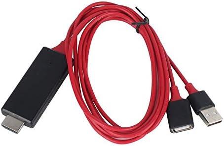 Adaptador de Cable HDMI a USB 2.0 de 1080P HDTV, para Hombre y ...