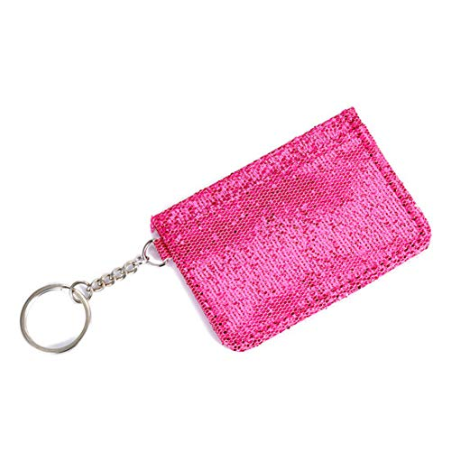 10cb5f1a933a Amazon.com: Lannmart Keychain Ring Driver License Holder Wallet Bag ...