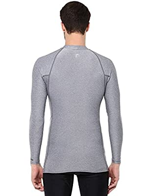 O'Neill Wetsuits Basic Skins Long Sleeve Crew Rash Guard Shirt
